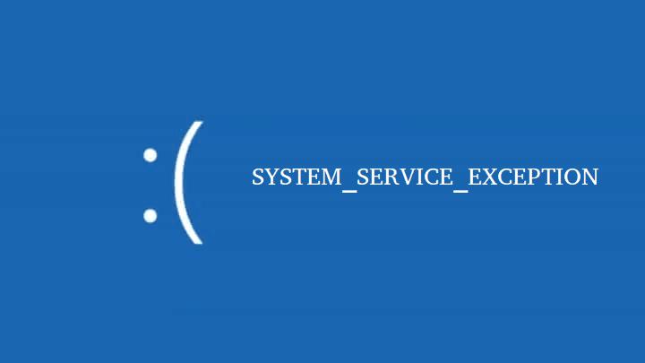Как исправить ошибку исключения системной службы BSOD (Vhdmp.sys) в Windows 10