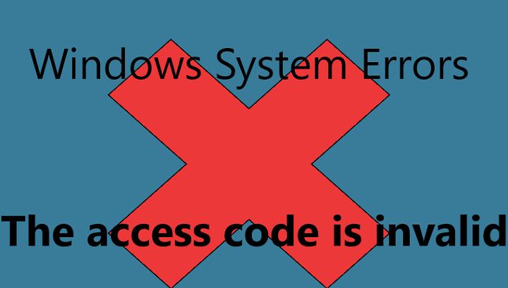 Недопустимый пароль: как исправить эту ошибку ПК