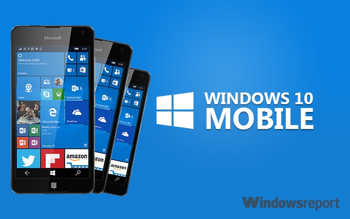 Нет подключения к Интернету в Windows 10 Mobile Creators Update[Fijar].