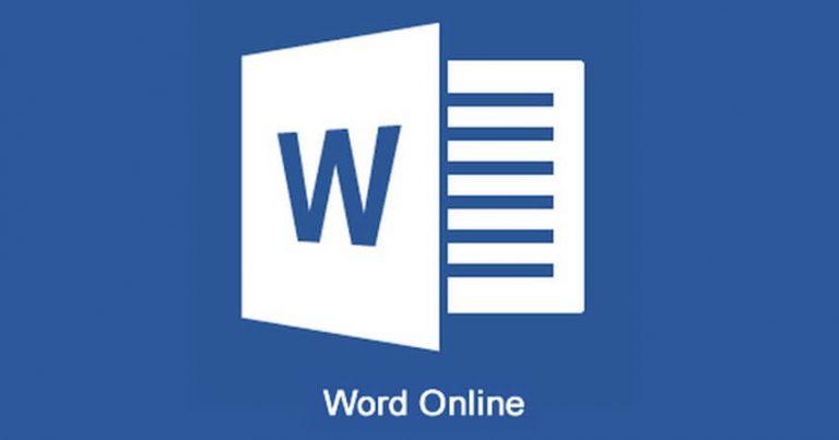Как исправить Word Online, не работающий или не отвечающий