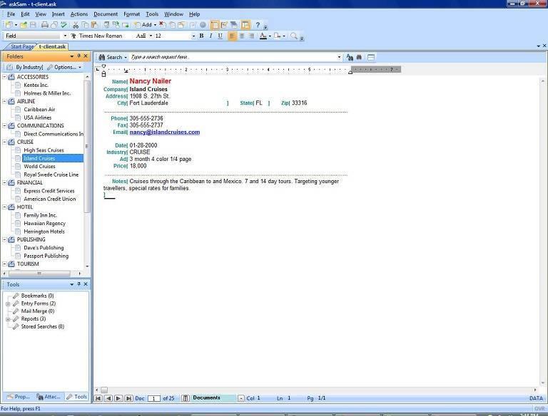 askSam в Windows 8.1, 10 Не работает у некоторых пользователей