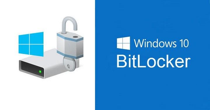 Исправлено: проблема с экраном запроса пароля BitLocker в Windows 10.