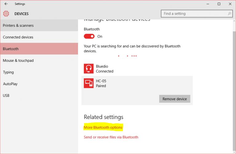 Не удается подключить устройства Bluetooth к ПК с Windows 10?  Вот как исправить эту проблему