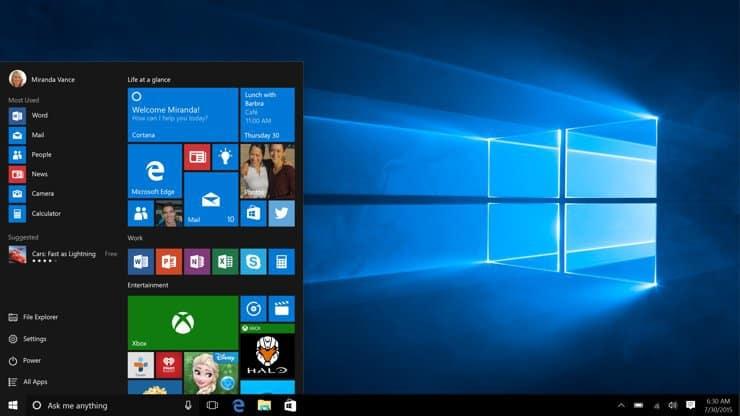 Исправлено: параметр яркости недоступен в Windows 10.