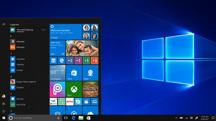 Исправление для диспетчера учетных данных, не работающего в Windows 10, 8.1 или 7