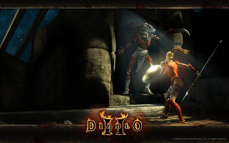 Как исправить лаги Diablo 2 в Windows 8, 10
