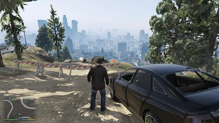 Загрузите новые графические драйверы Nvidia для Grand Theft Auto 5 в Windows