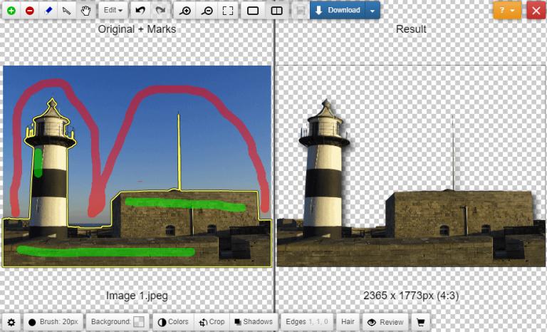 Как стереть фото фон без программного обеспечения для удаления фото фона