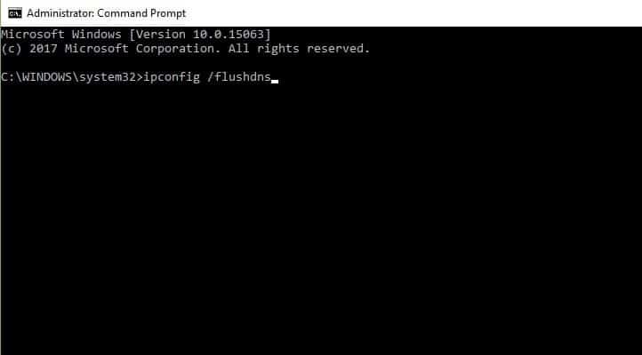 IPConfig не смог очистить DNS-кеш Resolver: как исправить эту ошибку