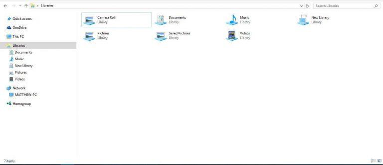 Исправлено: Музыкальная библиотека Windows не работает