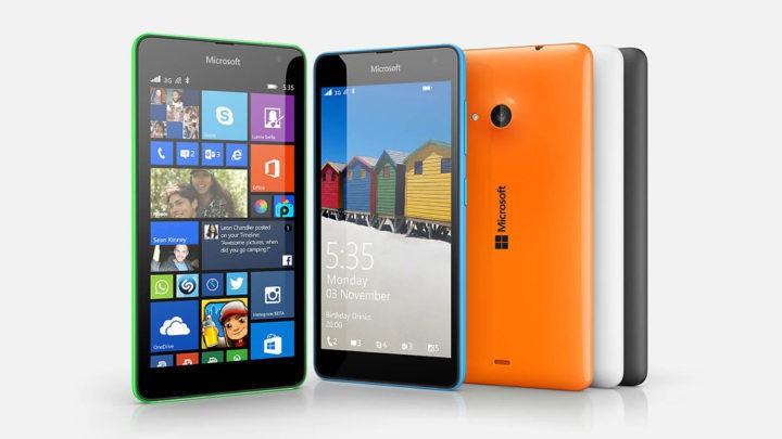 Исправлено: Wi-Fi не работает на Lumia 535.