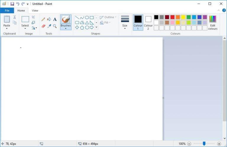 Paint не может сохранить этот файл.  Сохранение было прервано, поэтому файл не был сохранен