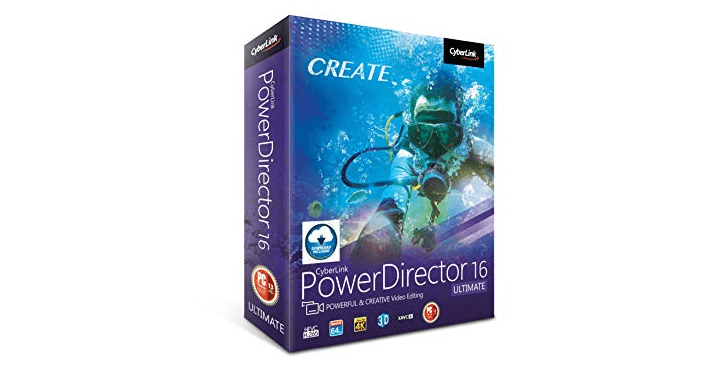 Скачать CyberLink PowerDirector 16 для Windows 10, 8.1