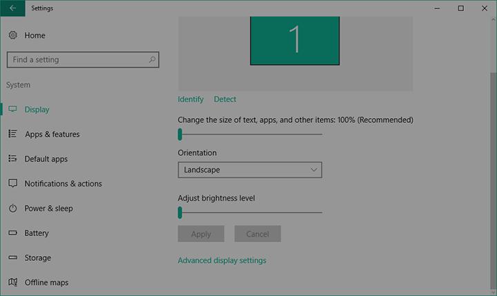 Исправлено: проблема затемнения экрана Surface Pro 4.