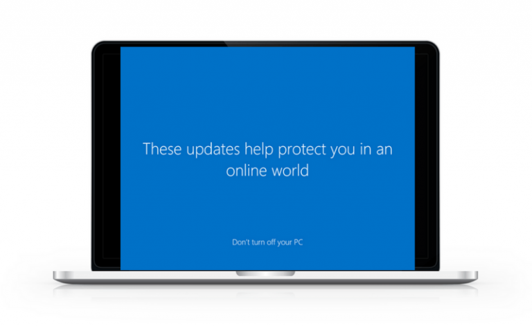 Сообщение Windows Updates вызывает сбой компьютера?  Вот исправление