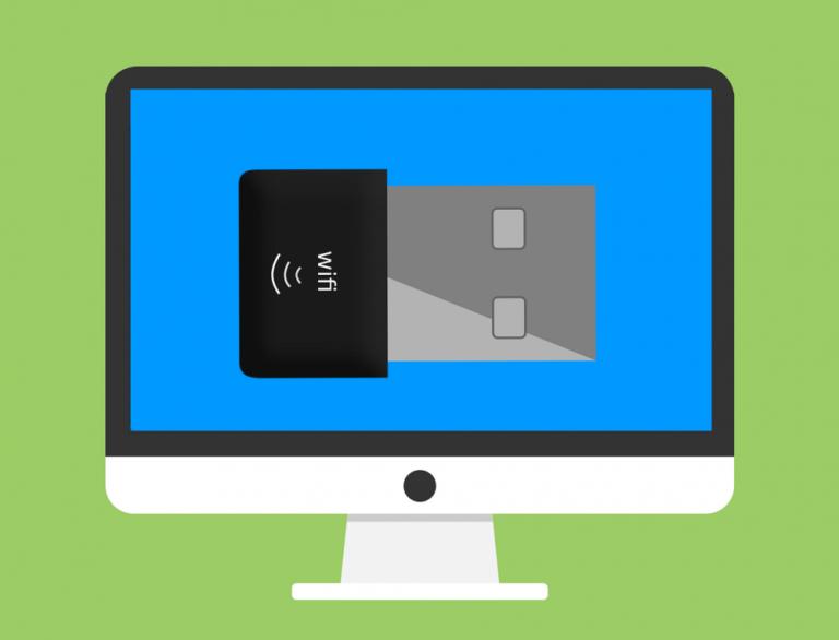 Исправлено: нераспознанный USB-адаптер Wi-Fi в Windows 10, 7