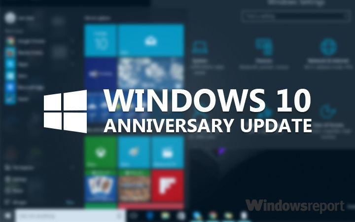 Исправлено: проблемы со звуком в юбилейном обновлении Windows 10.