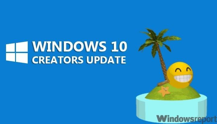 Windows 10 Creators Update устанавливается для некоторых пользователей.[FIX].