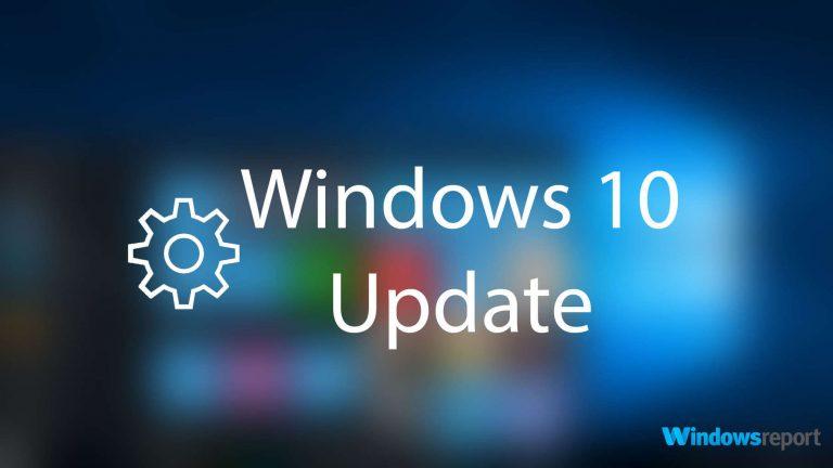 Исправлено: ошибка обновления Windows 10 80244018