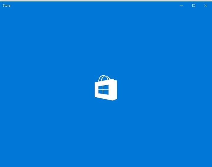 Исправлено: Магазин Windows закрывается сразу после открытия