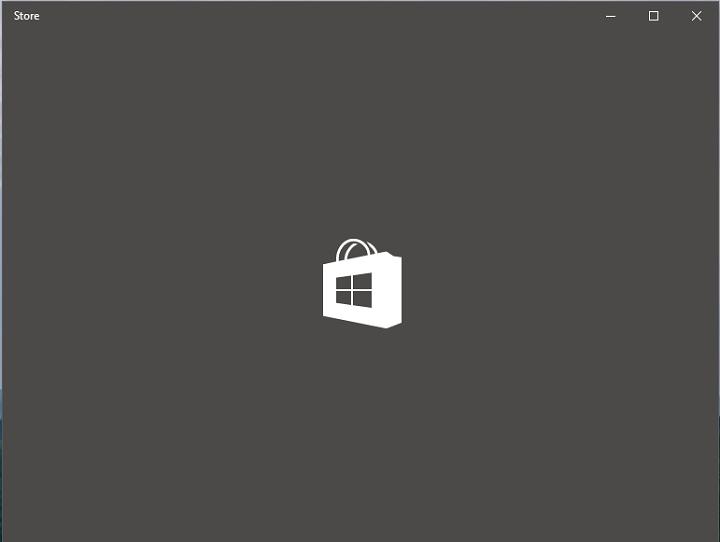 """Ошибка """"Настройки магазина Windows могут быть повреждены""""[Corregir]."""