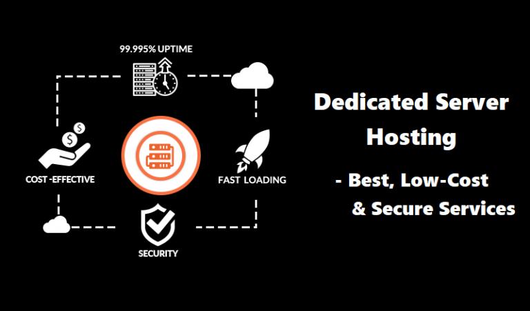 Хостинг выделенного сервера – необходимость в ИТ и лучший провайдер