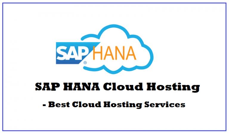 Облачный хостинг SAP Hana – универсальный доступ с любого устройства